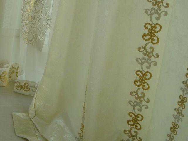 Tende Di Tulle Ikea : Collezione casa imperiale. valentine raffinata biancheria per la